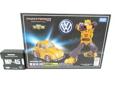 Transformers Masterpiece - MP45 Bumblebee + pin