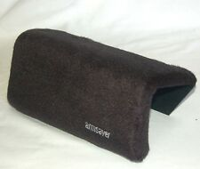 aa ██  ARM SAVER BLACK ARMREST,window truck,car arm rest,pad 1990 AND CURRENT