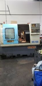 2003 MIGHTY VIPER DS-155 CNC GANG TOOL LATHE