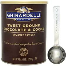 Ghirardelli - Sweet Ground Chocolate & Cocoa Gourmet Powder 3 lbs - with