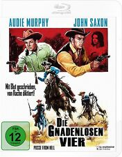 POSSE FROM HELL - Blu-ray - Region ALL ( A,B,C )  - Audie Murphy, John Saxon