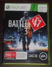 Xbox 360. Battlefield 3 (PAL AUS/EUR)