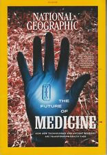 National Geographic January 2019 The Future of Medicine (Magazine: Geography, Hi