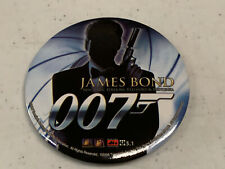 JAMES BOND 007 DVD release pin badge/button 2006 Original Promotional Item
