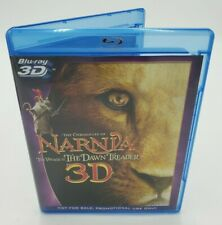 The Chronicles of Narnia: The Voyage of The Dawn Treader Blu-Ray 3D Promotional