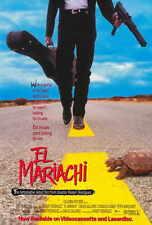 EL MARIACHI Movie POSTER 27x40 Carlos Gallardo Consuelo Gomez Peter Marquardt