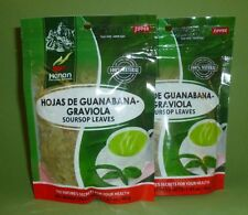 HOJA DE GUANABANA HERBS (SOURSOAP LEAVES) 2 Bags