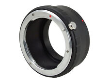 AI-NEX Adaptor For Nikon F Mount Lens to Sony NEX E Mount Camera Body  UK STOCK