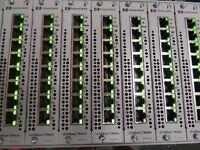 HP ProCurve Switch 4000m 10/100/1000 with (7) J4111A & (1) J4115B Modules
