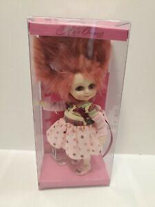 "Marie Osmond Ruella Raspberry Adora Belle Bitty MopTops 7"" Mini Doll"