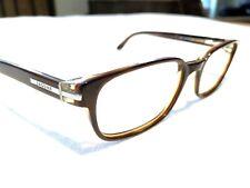 Jaguar 39100-837 Men's Brown Modern Rx Designer Eyeglasses Frames 52/18~140