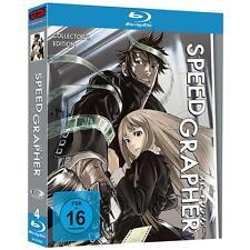 Speedgrapher Collector's Edition Blu-ray