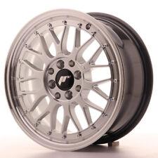 Japan Racing Wheels Cerchi in Lega JR23 16x7 ET40 4x100/114,3 Hiper Silver