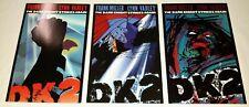 **BATMAN DARK KNIGHT STRIKES AGAIN #1-3**(2001,DC)**FRANK MILLER**DK2**NM/VF**