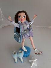 Bratz Ice Champions Dana Doll With Ice Stand That Spins Around