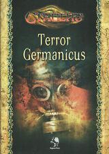Cthulhu: Terror Germanicus (Abenteuerband, 40052G), Horror, Lovecraft, NEU