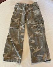 Arizona Jeans boys camouflaged pants size 7 reg