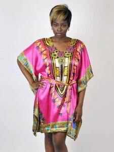 African dashiki silly  dress /Ankara vougue African wax dress