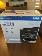 Brother Work Smart Series MFC-J491DW Compact Color All-in-One Printer NIB