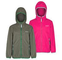 Regatta Lever II Womens Lightweight Waterproof Isolite 5000 Breathable Jacket
