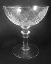 Holmegaard Clear Vintage Original Scandinavian Art Glass