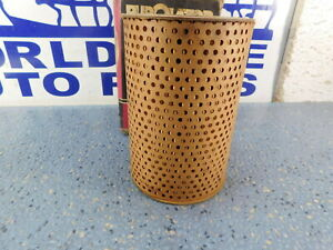 "Jaguar XK120 early   Purolator Oil Filter  LONG 5-3/4""  NOS    Display     MF66A"