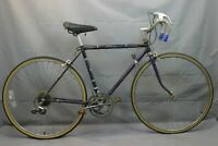 "1978 Sekai SKV Vintage Touring Road Bike Small 50cm 27"" Lugged Steel USA Charity"