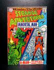 COMICS: DC: Strange Adventures #190 (1966), 1st Animal Man in costume app - RARE