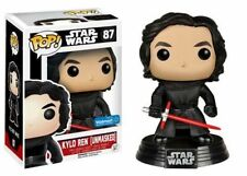 Star Wars Episode VII POP! Vinyl Bobble-Head Figure Kylo Ren Unmasked 9 cm #87