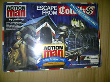Action Man Escape from Colditz - Figurines 12 pouces GiJoe Geyper Man Hasbro