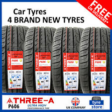 4X New 235 40 18 95W XL THREE A P606 235/40R18 2354018 *C/B RATED* (4 TYRES)