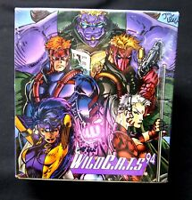 Wildcats '94 Jim Lee ChromiumTrading Cards Sealed Box FS 1994