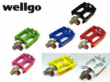 Wellgo M138 Bearing Pedals With Quick Release