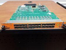 Alcatel OS9-GNI-U24 OS9000 24 port GigE SFP Module Omniswitch 9000 OS9700 OS9800