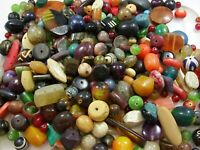 2 Pounds Assorted Shapes and Sizes Resin Beads Wholesale Bulk Lot Clearance Sale
