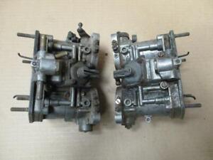 Weber 40 IDF 13 15 Fiat 124 131 Sport Coupe Dual Carburetors  Made in Italy