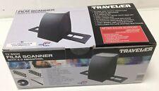 Traveler TV 6500 Film Scanner New In Box