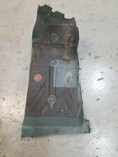 OEM BMW E30 Driver Left Bottom Floor Board Metal Sheet 1984-1991
