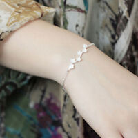 Plum Blossom Bracelets Accessories For Women Girl Jewelry Bracelets Bangle