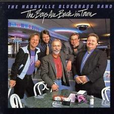 Nashville Bluegrass Band : The Boys Are Back In Town CD (1999) ***NEW***