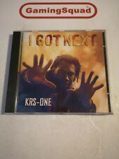 KRS-One, I Got Next CD, Supplied by Gaming Squad