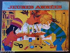 Ancien Livre Magazine Activités BD Enfant Jeunes Années N°14 1974