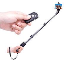 Yunteng Yt-1288 Extendable Handheld Monopod Tripod Mount Holder for phone camera