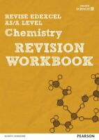 Revise Edexcel AS/A Level Chemistry Revision Workbook 9781447989943 | Brand New