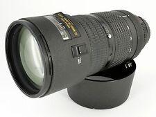 Nikon ED Nikkor AF 80-200mm 1:2.8 D (Drehzoom, Sehr gut Erhalten)