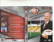 Sterio's Footy Challenge-2005-Rugby NRL-DVD