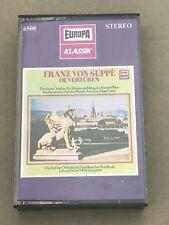 franz von suppe ouverturen !  german cassette .