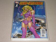 Legion of Super-Heroes #1 Jim Lee Retail Incentive Variant