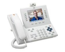 "€ 189+iva Cisco cp-9951-wl-cam-k9 IP Phone 5-lines display 5"" 2xgbe IP Camera"