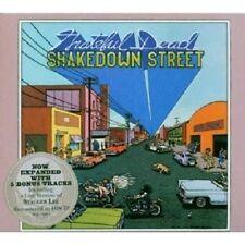 GRATEFUL DEAD - SHAKEDOWN STREET CD ROCK 15 TRACKS NEU